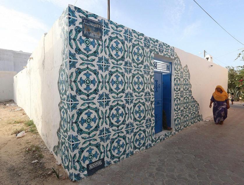 Djerbahood arte urbano túnez (11)