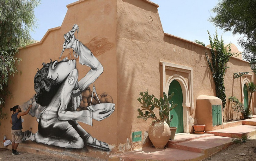 Djerbahood arte urbano túnez (10)