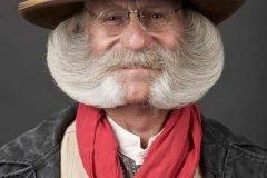 Los bigotes y las barbas más extravagantes del 2014
