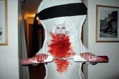 15 de los disfraces de Halloween más ridículos de todos los tiempos