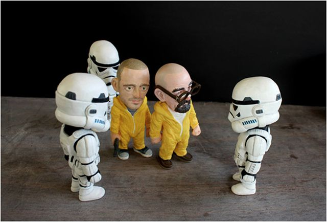 esculturas-miniatura-breaking-bad-stormtrooper