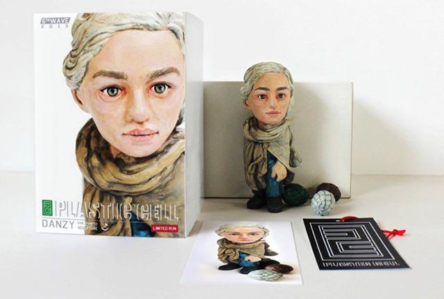 esculturas-miniatura-daenerys-targaryen--720x486
