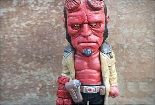 esculturas-miniatura-hellboy