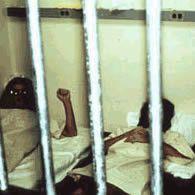 prisioneros celdas