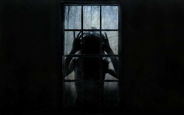 fantasma ventana