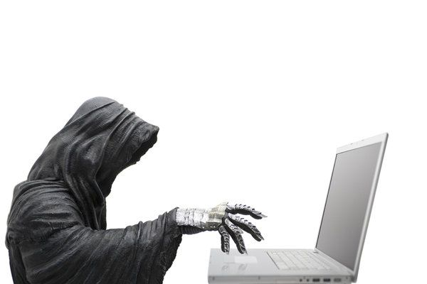hacker muerte