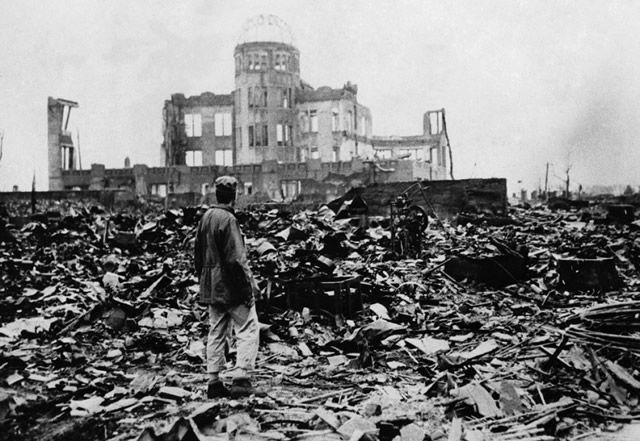 desastre en hiroshima
