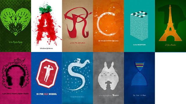 peliculas alfabeto