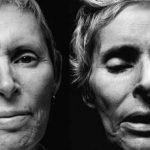 Fotografías antes y después de la muerte