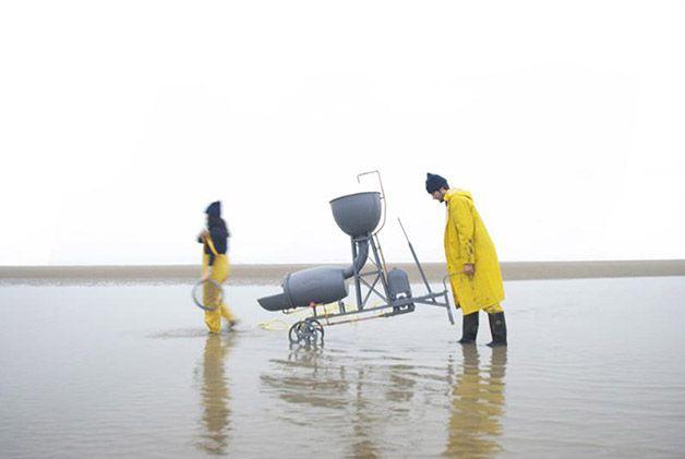 Sea Chair proyecto reciclar plástico oceano (5)