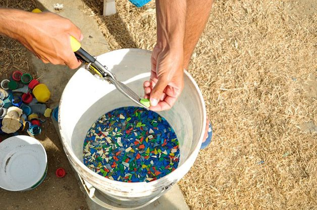 Sea Chair proyecto reciclar plástico oceano (3)
