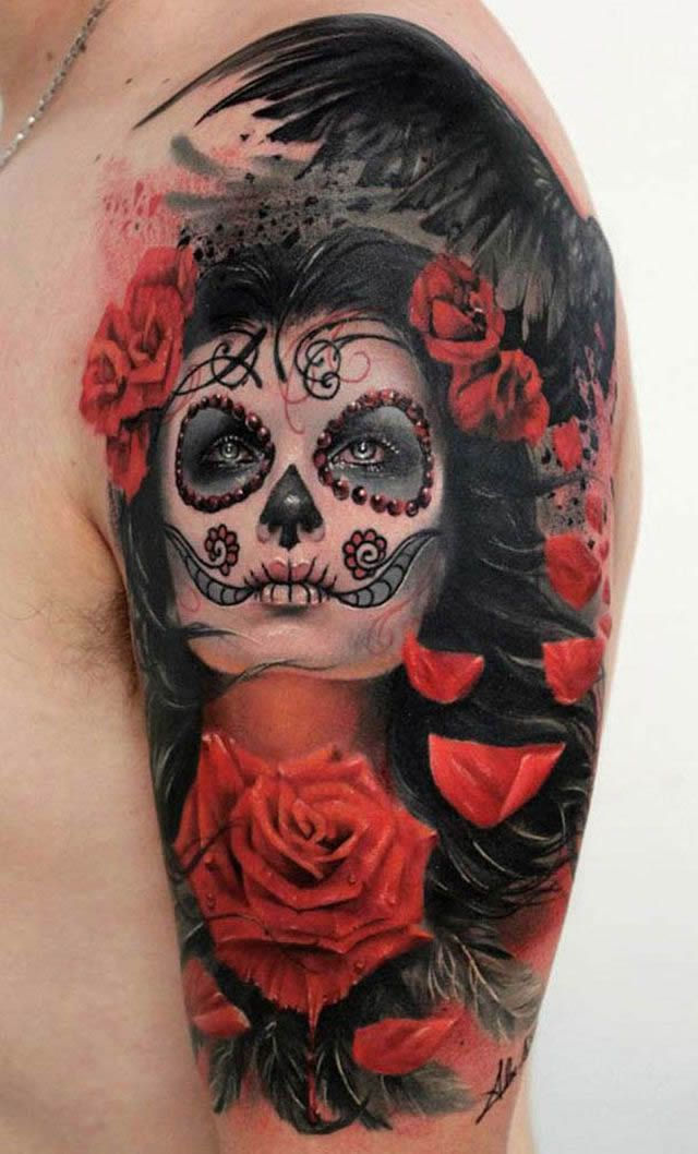 Tatuaje hiperrealista (58)