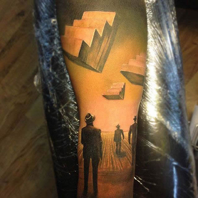 Tatuaje hiperrealista (44)