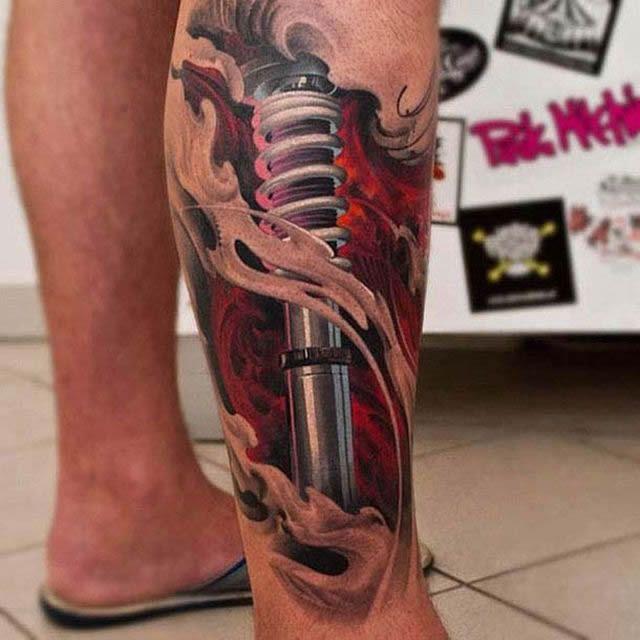 Tatuaje hiperrealista (42)