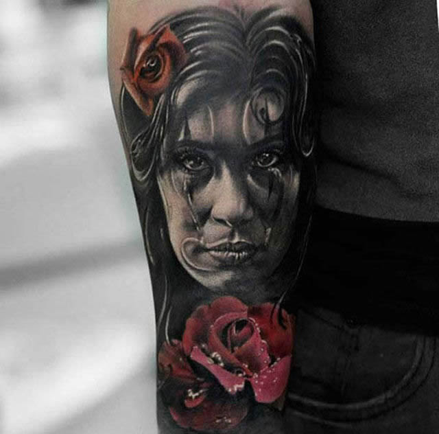Tatuaje hiperrealista (39)
