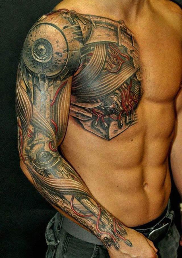 Tatuaje hiperrealista (32)