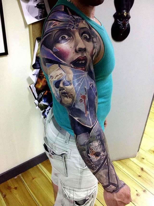 Tatuaje hiperrealista (56)
