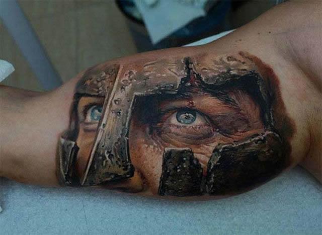 Tatuaje hiperrealista (25)