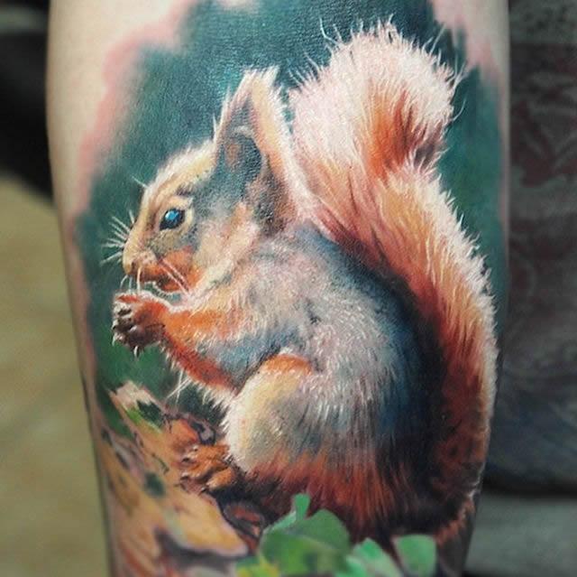 Tatuaje hiperrealista (10)