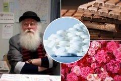 Francés inventa píldoras para hacer que las flatulencias huelan a rosas