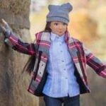 Lammily, la anti-Barbie llega oficialmente al mercado