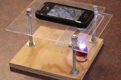 Transforma tu smartphone en un microscopio casero