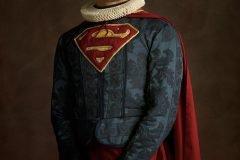 Personajes de la cultura pop y superhéroes en el siglo XVI