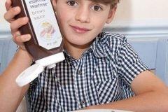 Tras una crítica, marca permite que niño de 7 años rediseñe la imagen del produc...