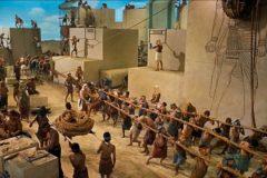 Estas eran las justificaciones para faltar al trabajo en las pirámides