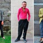 Conoce al vagabundo más fashion de la historia