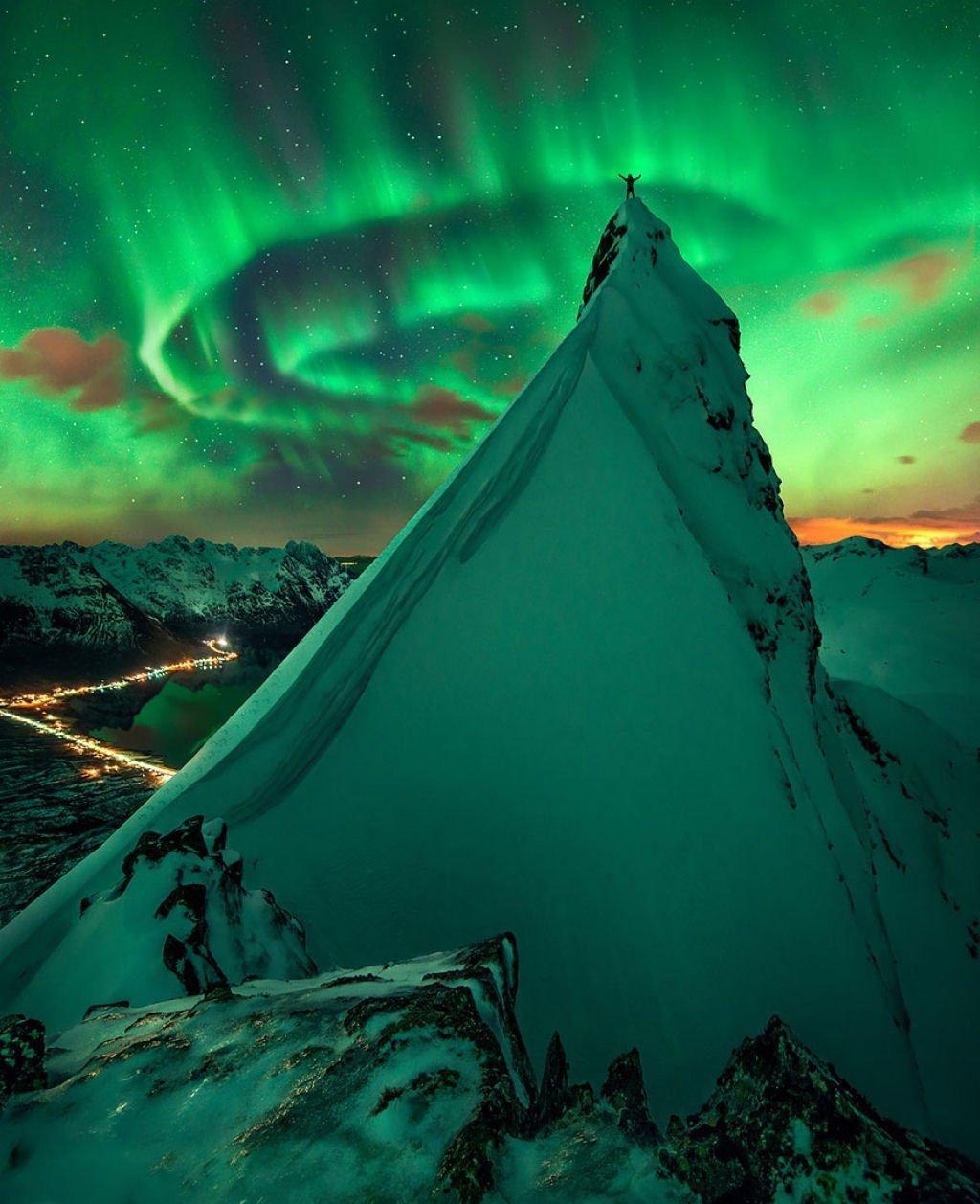 Próximo destino, Noruega, imagenes 01