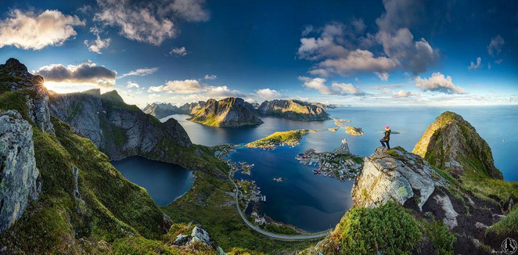 Próximo destino, Noruega, imagenes 02