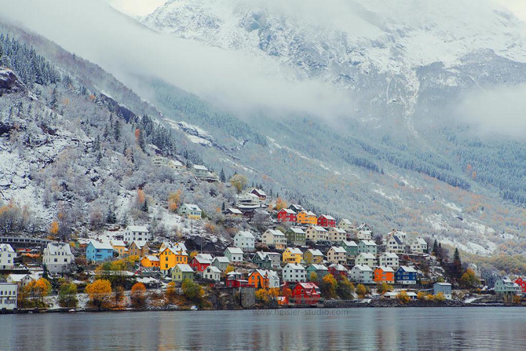 Próximo destino, Noruega, imagenes 03