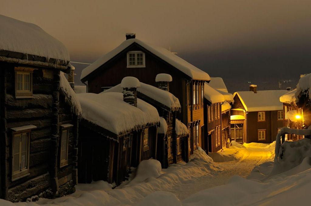 Próximo destino, Noruega, imagenes 06