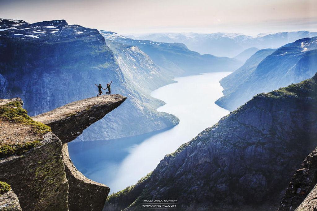 Próximo destino, Noruega, imagenes 08