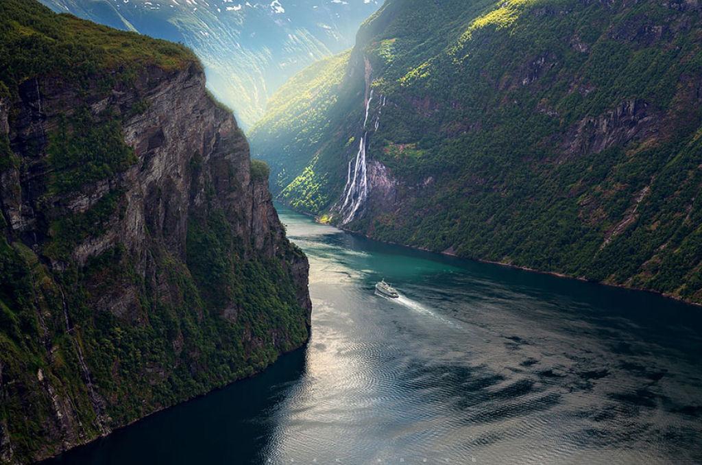 Próximo destino, Noruega, imagenes 12