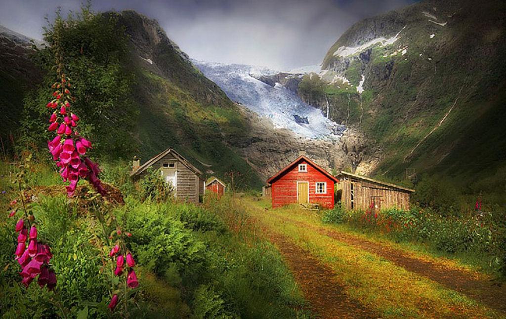 Próximo destino, Noruega, imagenes 22