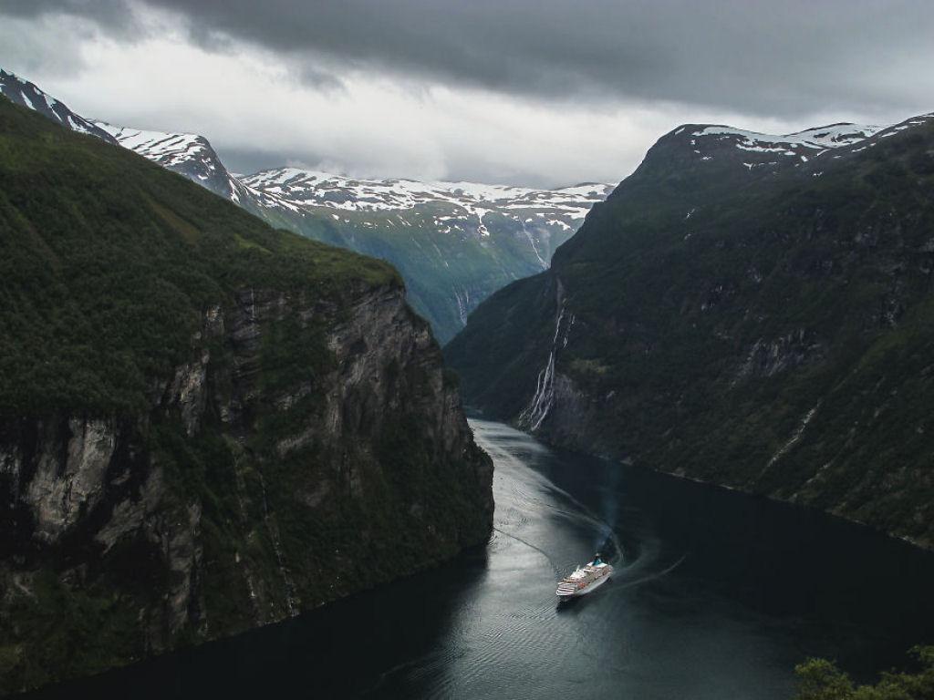 Próximo destino, Noruega, imagenes 41