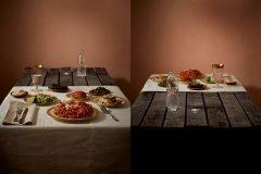 Power Hungry: breve historia visual entre las comidas de los pobres y los ricos