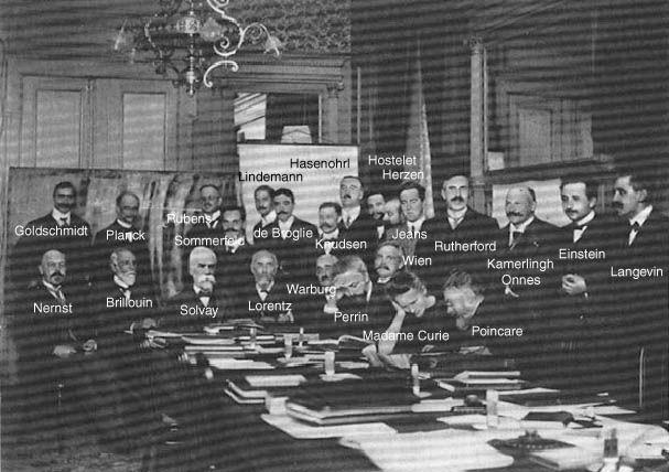 Conferencia Solvay 1911