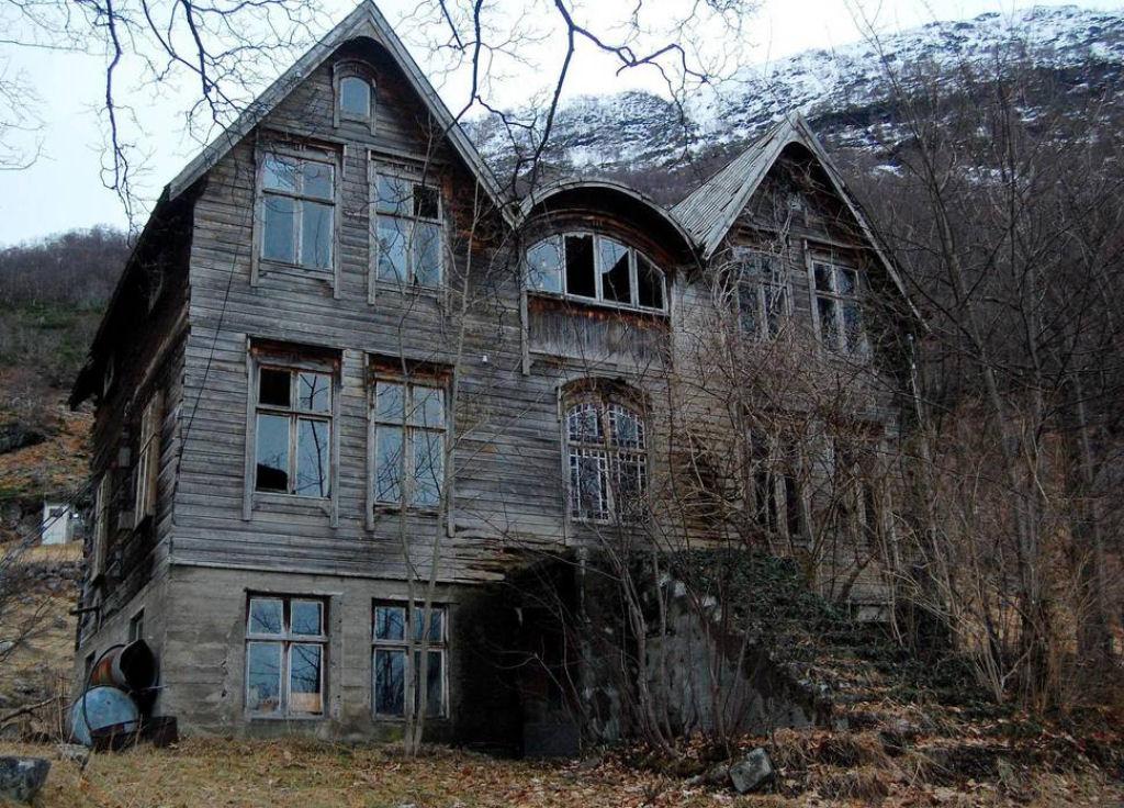 La melanc lica belleza de las casas abandonadas alrededor - Fotos de casas antiguas ...