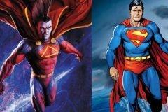 Personajes idénticos: Marvel vs DC Comics