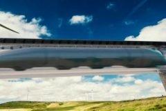 Nuevos avances en el revolucionario tren Hyperloop