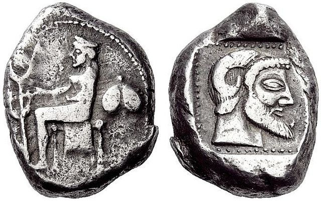 monedas cirene