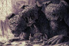 Perros Negros del infierno