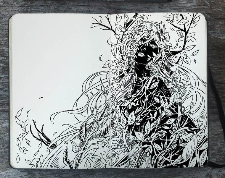 365 Days Of Doodles Gabriel Picolo (24)