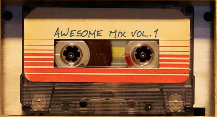 Awesome Mix Tape