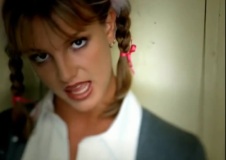 Britnet Spears One More Time