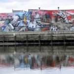 Argentina inaugura el mural de grafiti más grande del mundo