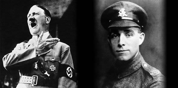 Hitler Henry Tandey
